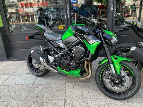 Kawasaki Z900  Abs 2021 Tablero Tft Mayo 2021 Cordasco