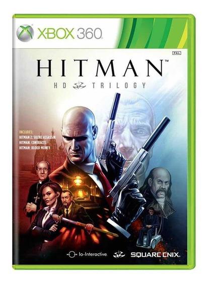 Jogo Hitman Hd Trilogy Xbox 360