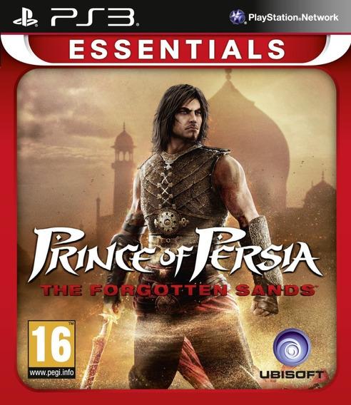 Prince Of Persia Forgotten Sands Ps3 - Midia Fisica - Novo