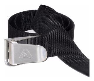 Cinturón Punto Sub C/ Hebilla De Acero Inoxidable Para Buceo