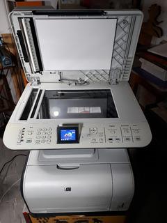 Impresora Hp Color Laser Jet Cm1312nfi Mfp Poco Uso