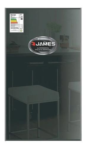 Imagen 1 de 1 de Heladera minibar James J-15B1 negra 125L 220V - 240V