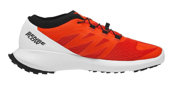 Zapatillas Salomon Sense Flow Trail Running Hombre To/wh