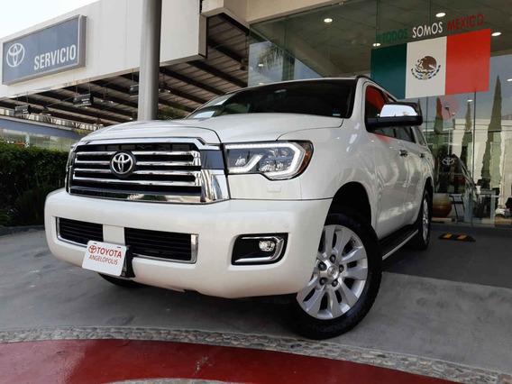 Toyota Sequoia 2016 5p Platinum V8/5.7 Aut