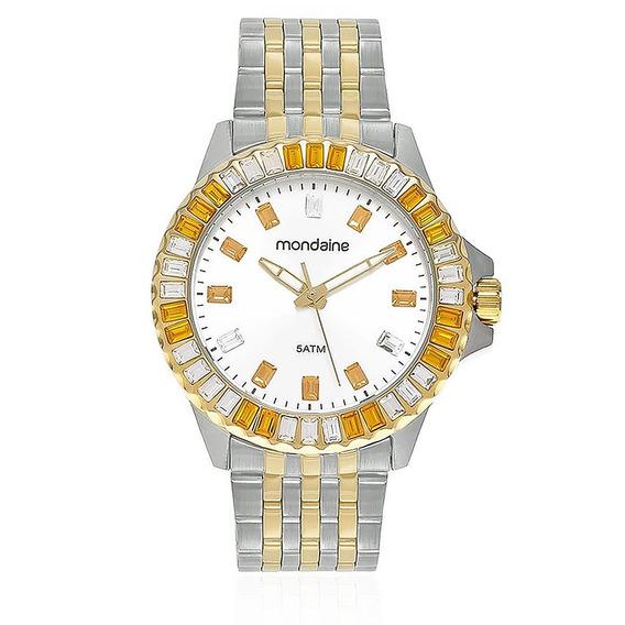 Relógio Feminino Mondaine Moda Analógico 94702lpmvba1