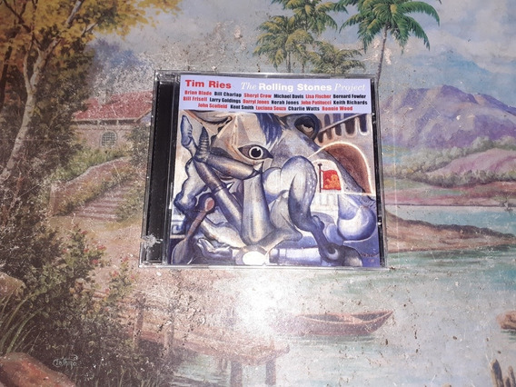Cd Tim Ries The Rolling Stones Project Original Importado