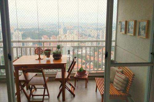 Imagem 1 de 4 de Apartamento Com 3 Dorms, Lar São Paulo, São Paulo - R$ 820 Mil, Cod: 2863 - V2863