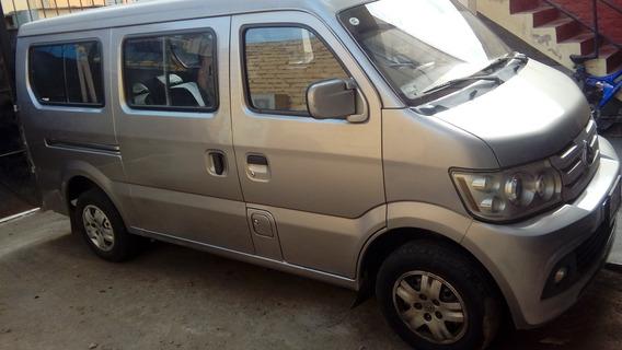 Vendo Súper Van Changan 2014 Dual Glp , 10 Asientos