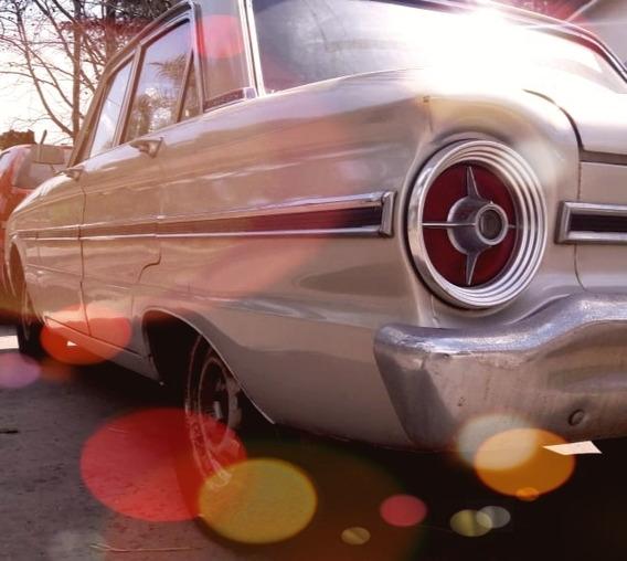 Ford Falcon De Lujo 1966 - 185000 Km Reales
