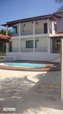 Casa Residencial À Venda, Glória, Macaé. - Ca0270