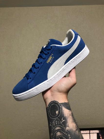 Puma Suede Azul