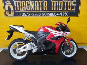 Honda Cbr 600 Rr - 2012 - Vermelha - Km 5 700