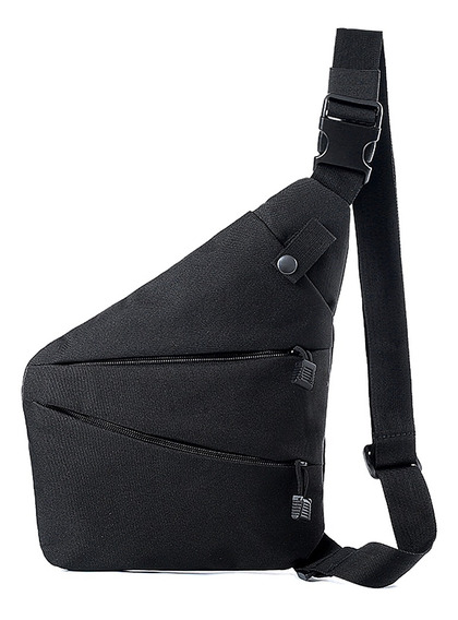 Anti Theft Sling Pack Magro Crossbody Mochila Leve Casual