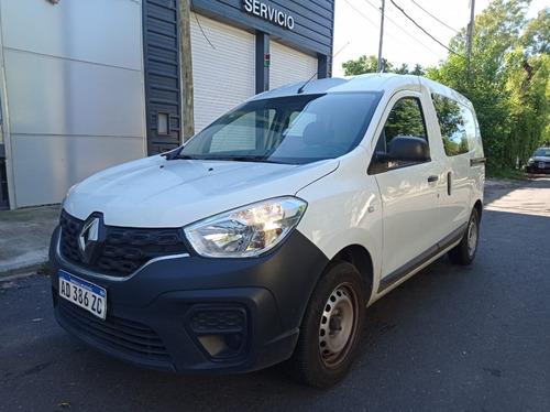 Renault Kangoo 2 1.6 Emotion 5 Asientos Blanca 2019 Anticipo