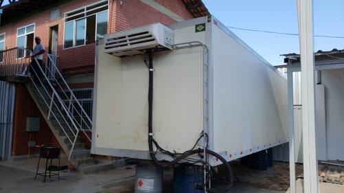 Imagem 1 de 11 de Hc Hornburg Bau Refrigerado 2009