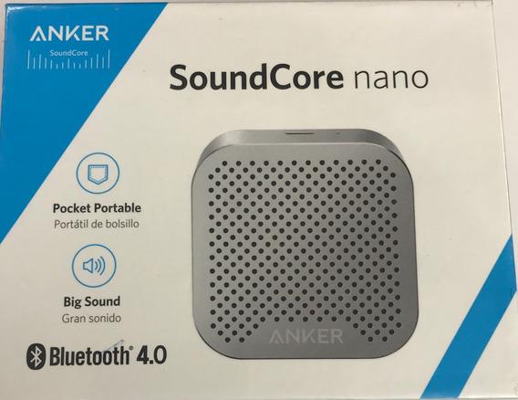 Caixa De Som Anker Nano Soundcore Bluetooth - Lacrada