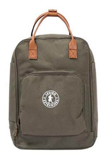 Mochila Maternal Verde Legion Extranjera Volca Bags