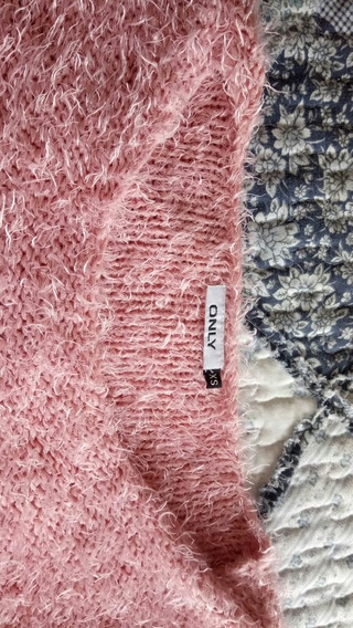 Sweater Rosado Marca Only Talla Xs