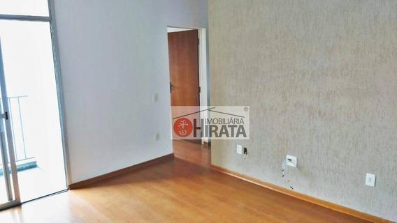 Apartamento Com 2 Dormitórios Para Alugar, 50 M² Por R$ 900/mês - Vila Lemos - Campinas/sp - Ap1834