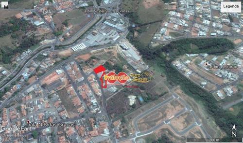 Imagem 1 de 1 de Área Residencial/ Comercial - Jardim Delforno - Te2982
