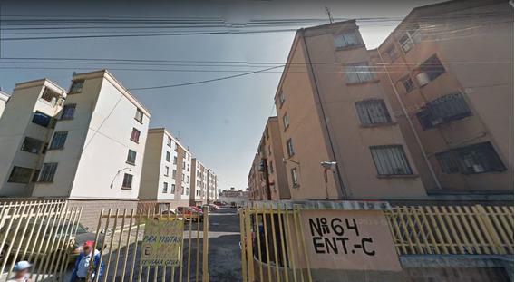 Departamento En Ampl San Juan De Aragon Mx20-hu2818