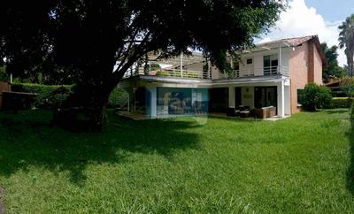 Casa Campestre En Pance - Sur De Cali