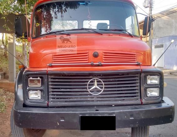 Mb L 2013 - 80/80 - Truck, No Chassi, Bem Cuidado