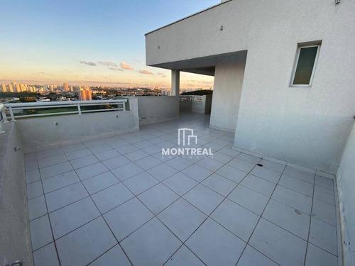 Cobertura À Venda, 113 M² Por R$ 679.900,00 - Vila Mangalot - São Paulo/sp - Co0054