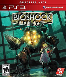 Bioshock Ps3 - Formato Digital