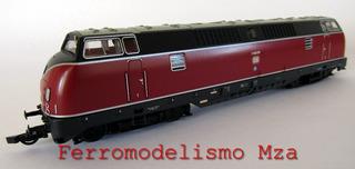 Rivarossi - Locomotora Diésel V300 - Dcc C/ Sonido - C/caja