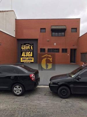Galpão Comercial, Alto Da Mooca, São Paulo. - Ga0036