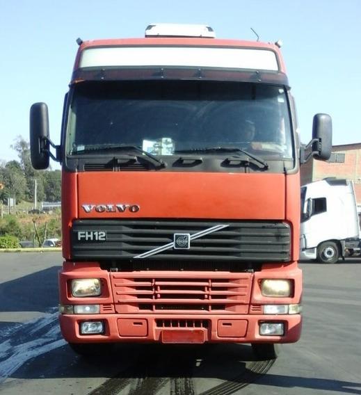 Volvo Fh 420 - 6x4 - 2003 - Teto Alto - Primeiro Caminhão