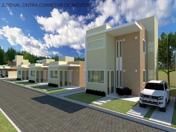 Casas Em Abrantes, Condomínio Fechado, À Partir De R$ 219.900,00 - J728 - 34458564