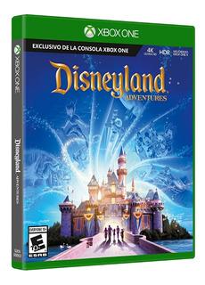 Disneyland Adventure Xbox One Nuevo (en D3 Gamers)