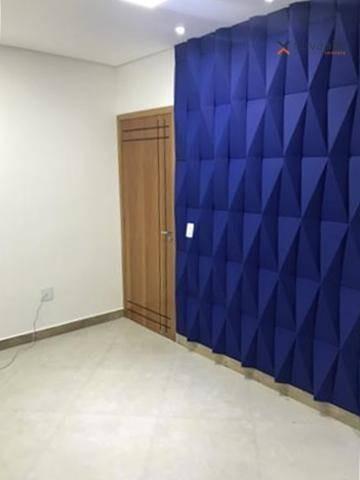 Sala Para Alugar, 30 M² Por R$ 1.200,00/mês - Jardim Do Estádio - Santo André/sp - Sa0209