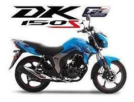 Haojue Dk 150 Fi 2021