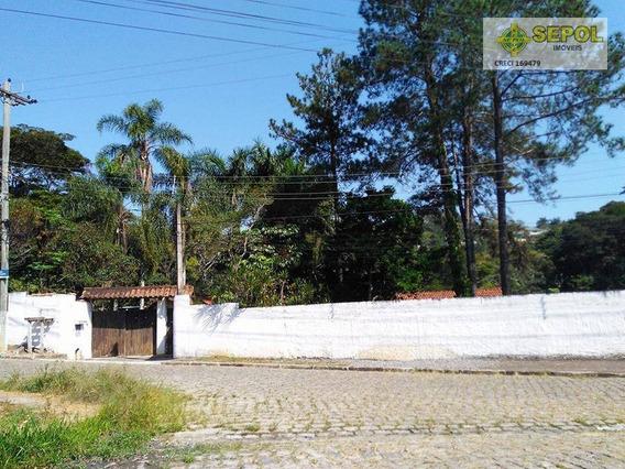 Chácara Residencial À Venda, Parque Agrinco, Guararema. - Ch0062