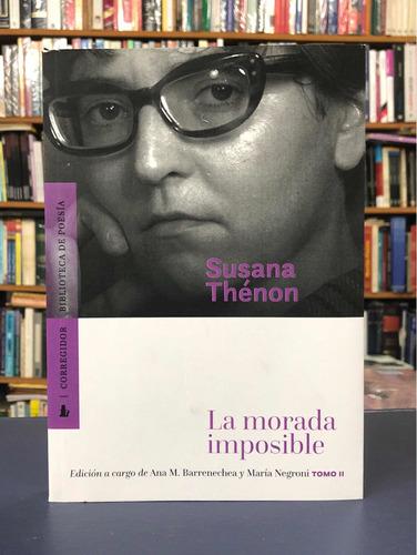 La Morada Imposible - Susana Thénon - Tomo 2 - Corregidor
