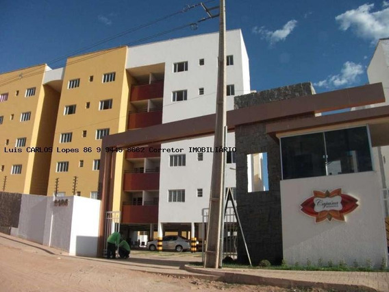 Alto Padrão Para Venda Em Teresina, Santa Isabel, 3 Dormitórios, 1 Suíte, 2 Banheiros, 1 Vaga - Apto Caju_2-976846