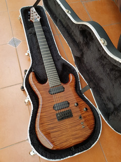 Carvin Dc727 Custom Shop 7 Cuerdas. C/ Case