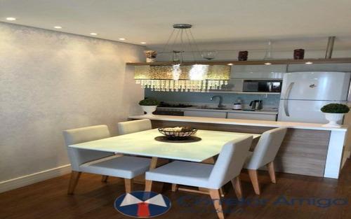 Imagem 1 de 20 de Excelente Apartamento No Macedo, Pronto Para Morar, 2 Dorm, 1 Vaga - Ml2263