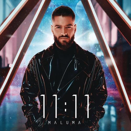 Maluma 11:11 Cd Nuevo 2019 Original Nicky Jam Madonna