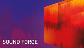 Sound Forge Pro 11 + Trilhas De Brinde