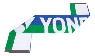 Toalha Yonex Branca Verde E Azul