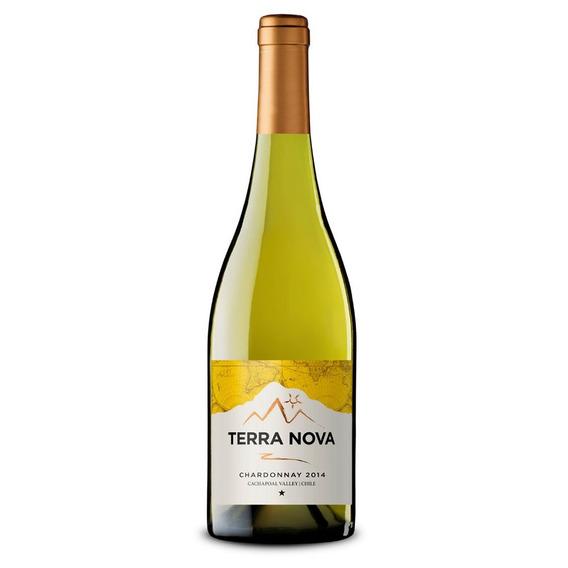 Vino Blanco Terra Nova Chardonnay 750 Ml.*