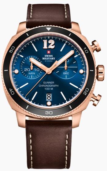 Relógio Swiss Military Sm34059