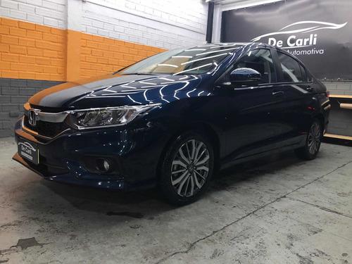 Honda City 2020 1.5 Exl Flex Aut. 4p