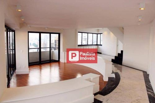 Cobertura À Venda, 500 M² Por R$ 4.250.000,00 - Aclimação - São Paulo/sp - Co0769
