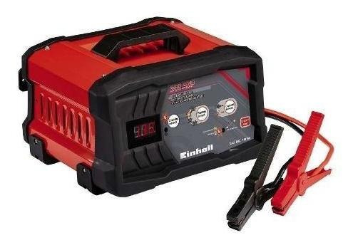 Cargador Batería Auto 6/12 Volt 100 Amp. Einhell