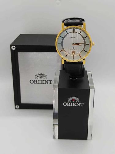 Reloj Orient Cuero Hombre Fgw03002w0 Original